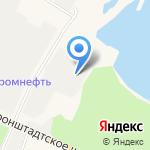 Ателье раскроя стали на карте Санкт-Петербурга