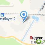 Юнистрой на карте Санкт-Петербурга