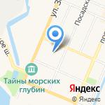 Кронштадтская кондитерская фабрика на карте Санкт-Петербурга