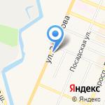КЕДР на карте Санкт-Петербурга