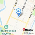 ЖЭС №2 на карте Санкт-Петербурга