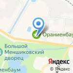 Best Service на карте Санкт-Петербурга