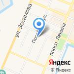 Общеобразовательная школа №676 на карте Санкт-Петербурга