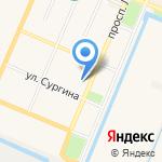 Следственный отдел по Кронштадтскому району на карте Санкт-Петербурга