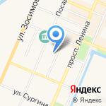 Адвокатский кабинет Малашенко О.В. на карте Санкт-Петербурга