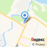 Нар-Шараб на карте Санкт-Петербурга
