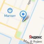 Администрация Кронштадтского района на карте Санкт-Петербурга