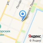 Юрис проф на карте Санкт-Петербурга