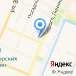 Кронштадтский дворец культуры на карте Санкт-Петербурга