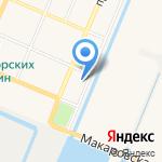 Кронштадтский районный суд на карте Санкт-Петербурга