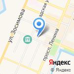 Управление Комитета финансов по Курортному району на карте Санкт-Петербурга