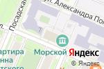 Схема проезда до компании Банк Санкт-Петербург, ПАО в Санкт-Петербурге
