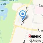 Лана-Плюс на карте Санкт-Петербурга