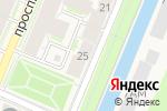 Схема проезда до компании Русский Фонд Недвижимости Юго-Запад в Санкт-Петербурге