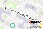 Схема проезда до компании Общеобразовательная школа №676 в Санкт-Петербурге