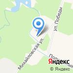 ЛомоносовЪ на карте Санкт-Петербурга