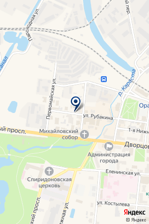 ПРОИЗВОДСТВЕННАЯ ФИРМА КУХНИ ПИТЕРСКИЕ на карте Ломоносова