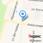 Часовня во имя святителя Николая Чудотворца на карте Санкт-Петербурга
