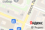 Схема проезда до компании ЛекОптТорг в Санкт-Петербурге