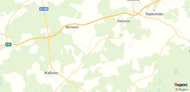 Переярово на карте