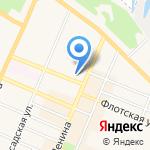 Адвокатская консультация №22 на карте Санкт-Петербурга