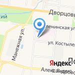 Санкт-Петербургское бюро судебно-медицинской экспертизы на карте Санкт-Петербурга