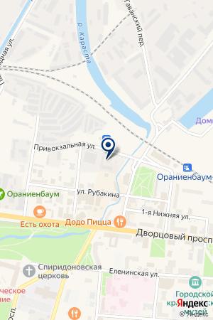 ПРОИЗВОДСТВЕННАЯ КОМПАНИЯ Р-СТРОЙ на карте Ломоносова