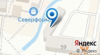 Компания Норман на карте