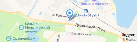 Ломкор на карте Санкт-Петербурга