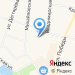 Нотариус Грушина В.С. на карте Санкт-Петербурга