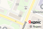Схема проезда до компании Норман в Санкт-Петербурге