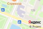 Схема проезда до компании Центральная районная библиотека в Санкт-Петербурге
