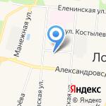 Второе дыхание после 55+ на карте Санкт-Петербурга