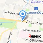 Комплексный центр социального обслуживания населения на карте Санкт-Петербурга