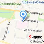Ломоносовская межрайонная больница им. И.Н. Юдченко на карте Санкт-Петербурга