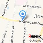 Фотон на карте Санкт-Петербурга