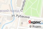 Схема проезда до компании Оптика 2000 в Санкт-Петербурге