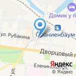Оптика 2000 на карте Санкт-Петербурга