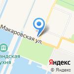 Информационно-культурный центр на карте Санкт-Петербурга