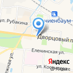 Орифлейм Косметикс на карте Санкт-Петербурга