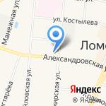 Русский Фонд Недвижимости Юго-Запад на карте Санкт-Петербурга