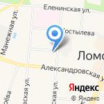 Provy на карте Санкт-Петербурга