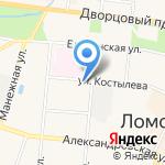 Добро на карте Санкт-Петербурга