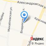 Всероссийское общество инвалидов на карте Санкт-Петербурга