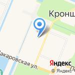 ДЕСТ на карте Санкт-Петербурга