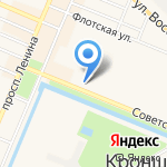 КВАРТИРНЫЙ ВОПРОС на карте Санкт-Петербурга