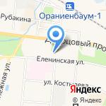 Отдел по опеке и попечительству комитета социальной защиты населения на карте Санкт-Петербурга