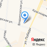Гимназия №426 на карте Санкт-Петербурга