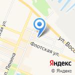 Агентство занятости населения Кронштадтского района на карте Санкт-Петербурга