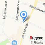 Центральная районная библиотека им. Н.А. Рубакина на карте Санкт-Петербурга
